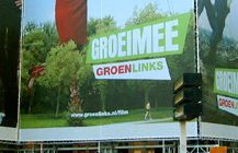 Groenlinks Campaign 2006