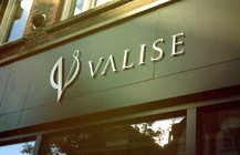 Valise Boutique Shop Identity