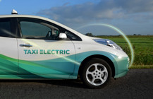 Redesign Taxi Electric